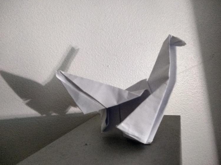 eli swan origami